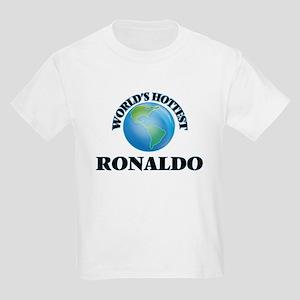 World's Hottest Ronaldo T-Shirt