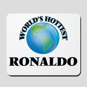 World's Hottest Ronaldo Mousepad