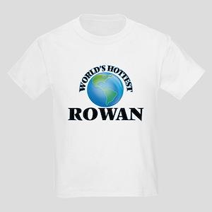 World's Hottest Rowan T-Shirt