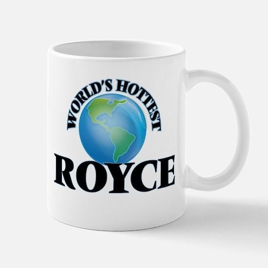 World's Hottest Royce Mugs