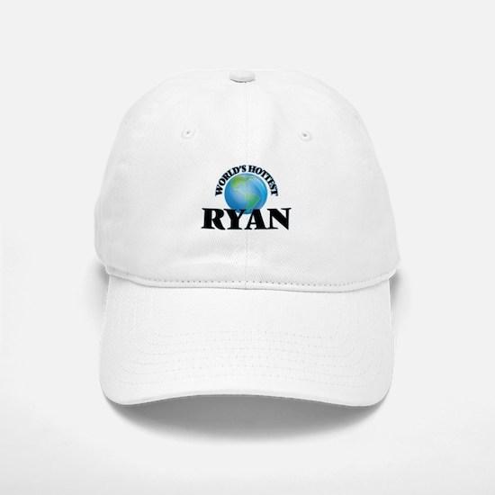 World's Hottest Ryan Baseball Baseball Cap