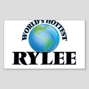 World's Hottest Rylee Sticker