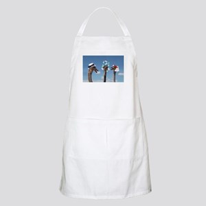Crazy Hat Day Apron