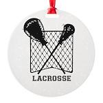Lacrosse by Other Sports & Stuff LLC Ornament