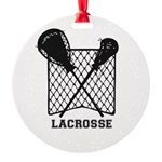 Lacrosse by Other Sports & Stuff LLC Ornament