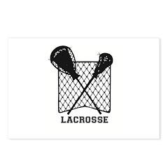 Lacrosse by Other Sports & Stuff LLC Postcards (Pa