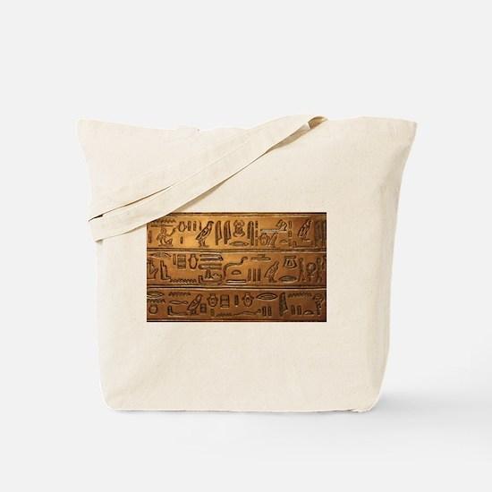 Hieroglyphs 2014-1020 Tote Bag