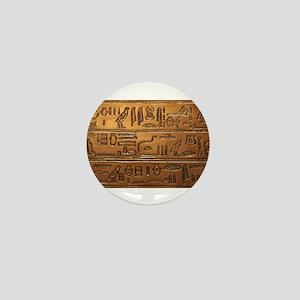 Hieroglyphs 2014-1020 Mini Button