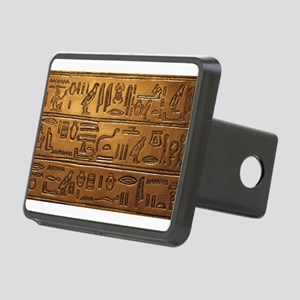 Hieroglyphs 2014-1020 Rectangular Hitch Cover