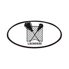 Lacrosse By Other Sports & Stuff Llc Patches