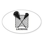 Lacrosse by Other Sports & Stuff LLC Sticker