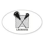 Lacrosse by Other Sports & Stuff LLC Sticker