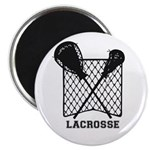 Lacrosse By Other Sports & Stuff Llc Magnets