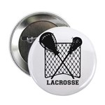 """Lacrosse By Other Sports & 2.25"""" Button ("""