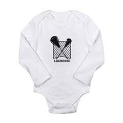 Lacrosse By Other Sports & Stuff Llc Body Suit