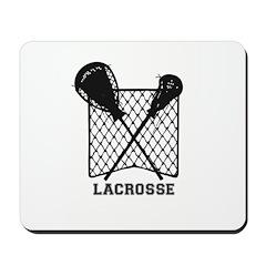 Lacrosse By Other Sports & Stuff Llc Mousepad