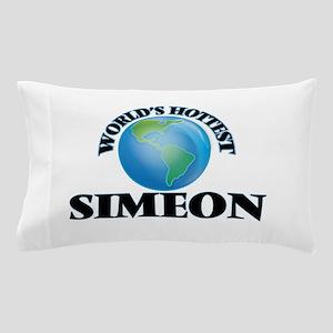 World's Hottest Simeon Pillow Case
