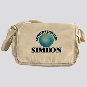 World's Hottest Simeon Messenger Bag