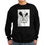 Lacrosse by Other Sports Stuff LLC Sweatshirt