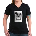 Lacrosse By Other Sports Stuff Llc T-Shirt