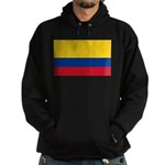 Colombia National Flag Hoodie (dark)