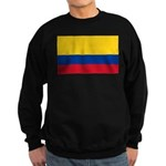 Colombia National Flag Sweatshirt (dark)
