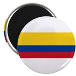 Colombia National Flag Magnet