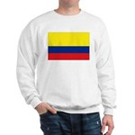 Colombia National Flag Sweatshirt