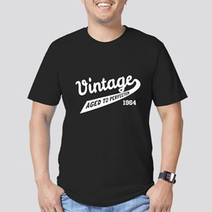 Customized Year Vintag Men's Fitted T-Shirt