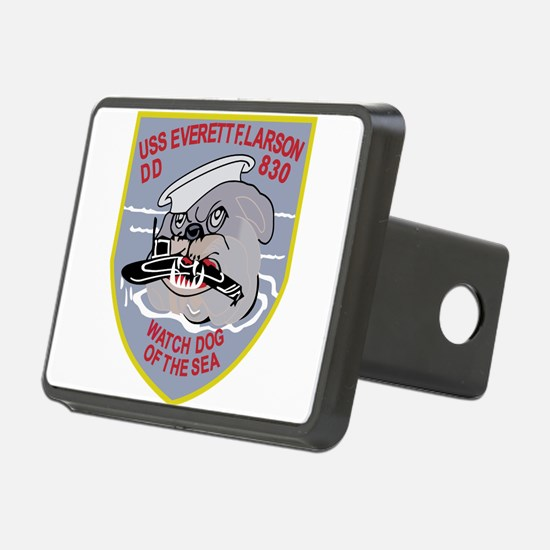 DD-830 USS EVERETT F LARSO Hitch Cover