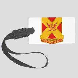 84 Field Artillery Large Luggage Tag