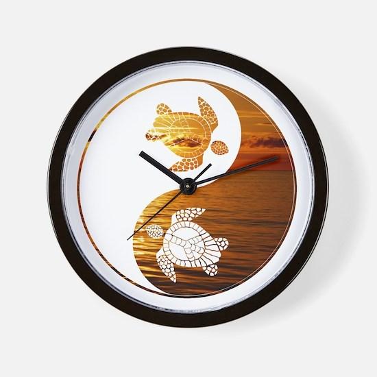 YN Turtle-02 Wall Clock
