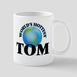 World's Hottest Tom Mugs