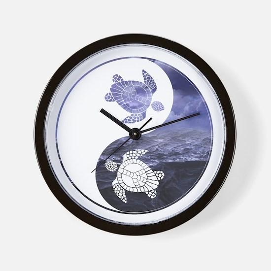 YN Turtle-01 Wall Clock
