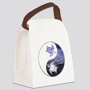 YN Turtle-01 Canvas Lunch Bag
