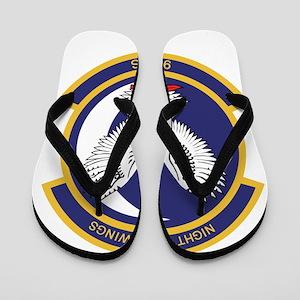 9th_sos_night_wing Flip Flops