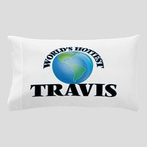 World's Hottest Travis Pillow Case