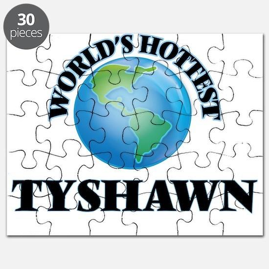 World's Hottest Tyshawn Puzzle