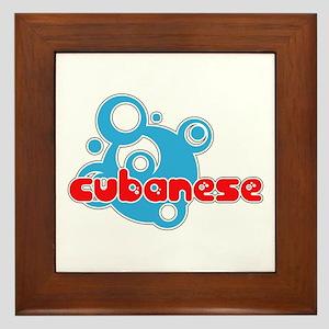 Cubanese Framed Tile