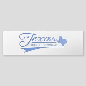 Texas State of Mine Bumper Sticker