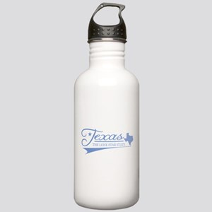 Texas State of Mine Water Bottle
