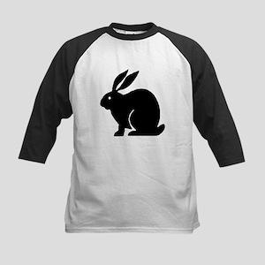 Bunny Rabbit Kids Baseball Jersey