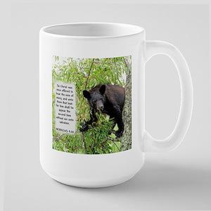 Bear The Sins - Hebrews 9:28 Mugs
