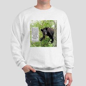 Bear The Sins - Hebrews 9:28 Sweatshirt
