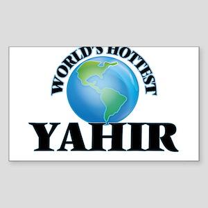 World's Hottest Yahir Sticker