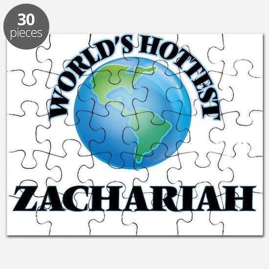 World's Hottest Zachariah Puzzle