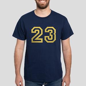 GOLD #23 Dark T-Shirt