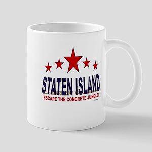 Staten Island Escape The Concrete Jungl Mug