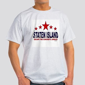 Staten Island Escape The Concrete Ju Light T-Shirt