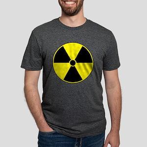 Radiation Symbol (yellow) T-Shirt